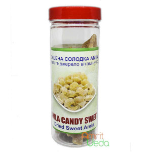 Amla candy - dried fruits Yours Ethnic Foods, 100 grams