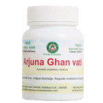 Arjuna Ghan vati, 40 grams ~ 110 tablets