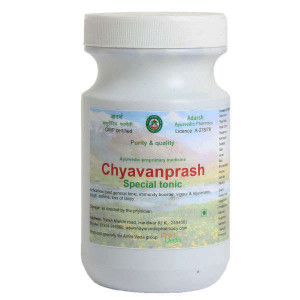 Chyavanprash Adarsh Ayurvedic Pharmacy, 500 grams