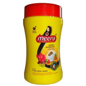 Meera hair wash Kavinkare, 120 grams