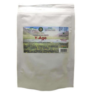Y-Age Adarsh Ayurvedic Pharmacy, 100 grams