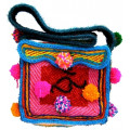 Ethnic Bag embroidered, hand made