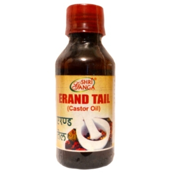 Erand oil, 100 ml