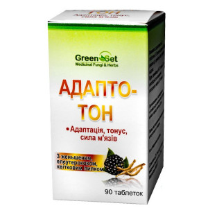 Adapto-Ton Danikafarm-GreenSet, 90 tablets