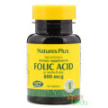 Folic acid 800 mcg, 90 Tablets
