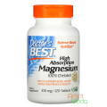 Magnesium chelated - 100 mg, 120 tablets