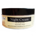 Night cream Khadi, 50 gr