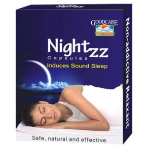 Nightzz GoodCare, 10 capsules