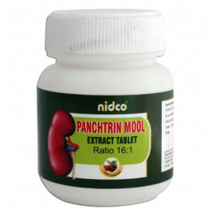Panchtrin mool NidCo, 30 tablets