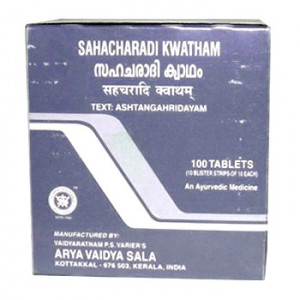 Sahacharadi kwath Kottakkal, 100 tablets